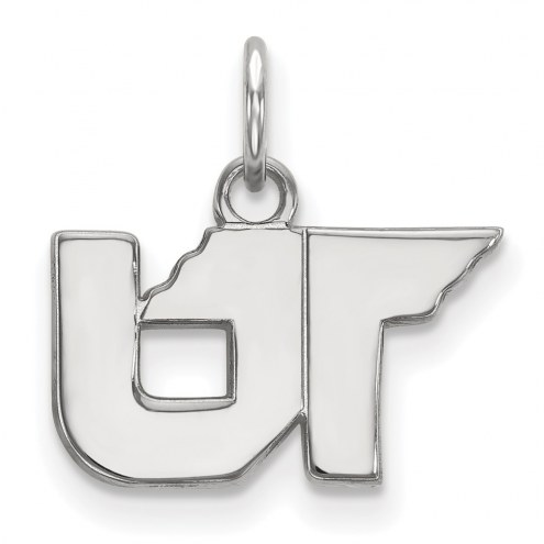 Tennessee Volunteers Sterling Silver Extra Small Pendant
