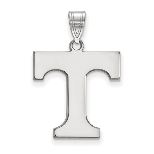 Tennessee Volunteers Sterling Silver Large Pendant