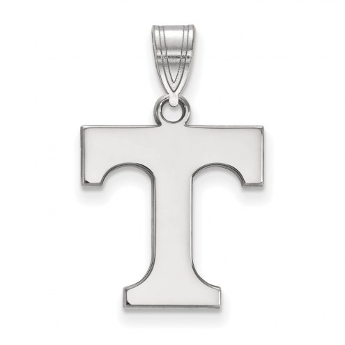 Tennessee Volunteers Sterling Silver Medium Pendant