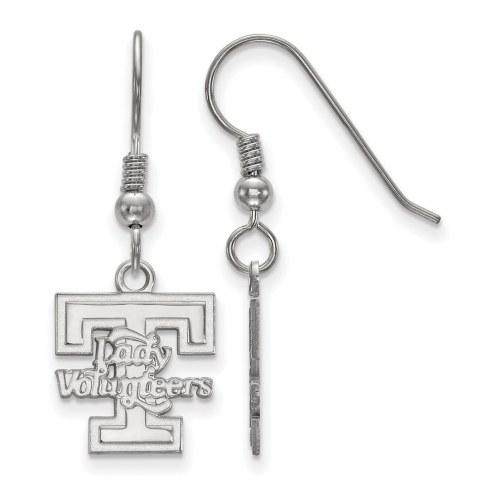 Tennessee Volunteers Sterling Silver Small Dangle Earrings