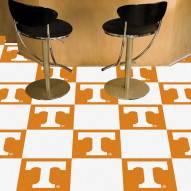 Tennessee Volunteers Team Carpet Tiles