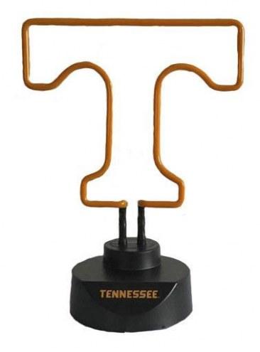 Tennessee Volunteers Team Logo Neon Lamp