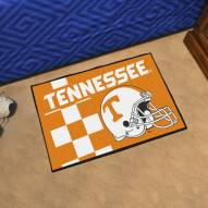 Tennessee Volunteers Uniform Inspired Starter Rug