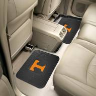 Tennessee Volunteers Vinyl 2-Piece Rear Floor Mats