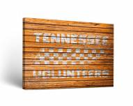 Tennessee Volunteers Weathered Canvas Wall Art