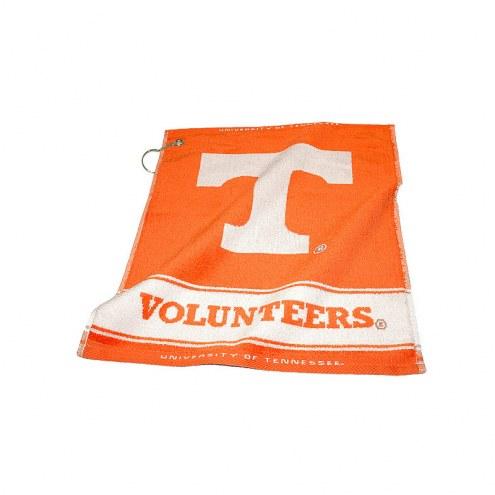 Tennessee Volunteers Woven Golf Towel