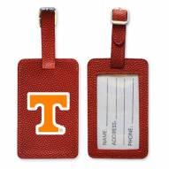 Tennessee Volunteers Basketball Luggage Tag