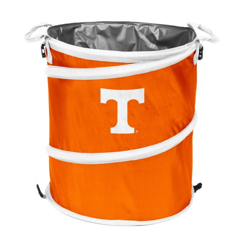 Tennessee Volunteers Collapsible Trashcan