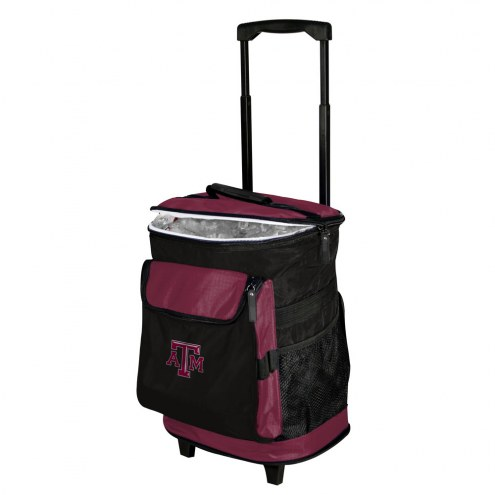 Texas A&M Aggies NCAA Rolling Cooler