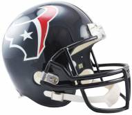 Riddell Houston Texans Deluxe Collectible NFL Football Helmet