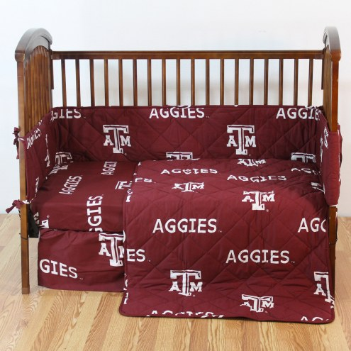 Texas A&M Aggies Baby Crib Set