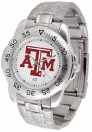 Texas A&M Aggies Sport Steel Men's Watch