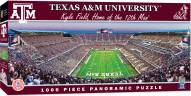 Texas A&M Aggies 1000 Piece Panoramic Puzzle