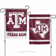 "Texas A&M Aggies 11"" x 15"" Garden Flag"