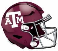 """Texas A&M Aggies 12"""" Helmet Sign"""