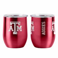 Texas A&M Aggies 16 oz. Gameday Stainless Curved Beverage Tumbler