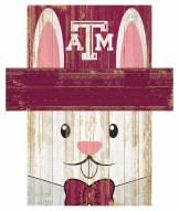 "Texas A&M Aggies 19"" x 16"" Easter Bunny Head"
