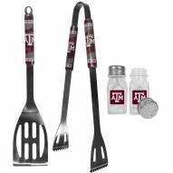 Texas A&M Aggies 2 Piece BBQ Set with Salt & Pepper Shakers