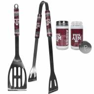 Texas A&M Aggies 2 Piece BBQ Set with Tailgate Salt & Pepper Shakers