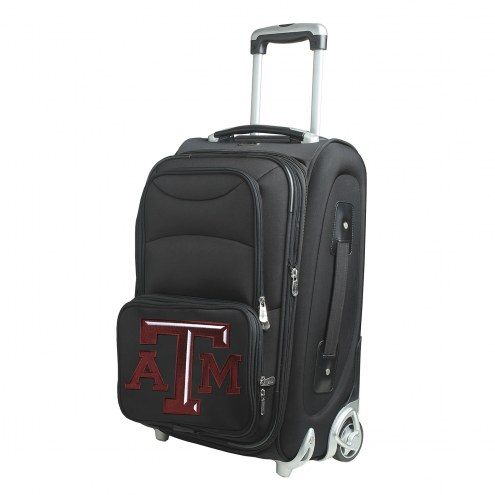 """Texas A&M Aggies 21"""" Carry-On Luggage"""