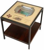Texas A&M Aggies 25-Layer StadiumViews Lighted End Table