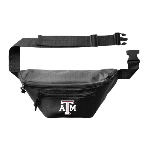 Texas A&M Aggies 3-Zip Hip Fanny Pack