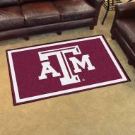 Texas A&M Aggies 4' x 6' Area Rug