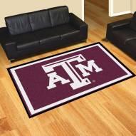 Texas A&M Aggies 5' x 8' Area Rug