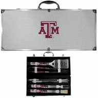 Texas A&M Aggies 8 Piece Tailgater BBQ Set