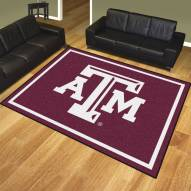 Texas A&M Aggies 8' x 10' Area Rug
