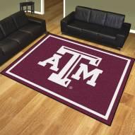 Texas A&M Aggies 8' x 10' Area Rug