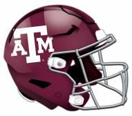Texas A&M Aggies Authentic Helmet Cutout Sign