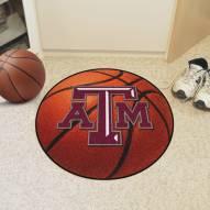 Texas A&M Aggies Basketball Mat