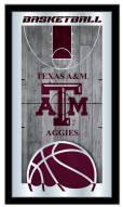 Texas A&M Aggies Basketball Mirror