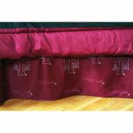 Texas A&M Aggies Bed Skirt