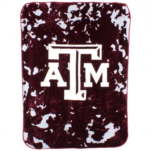 Texas A&M Aggies Bedspread
