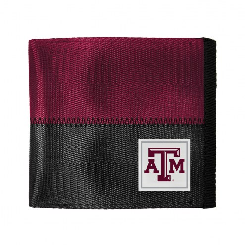 Texas A&M Aggies Belted BiFold Wallet