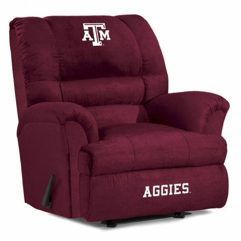 Texas A&M Aggies Big Daddy Recliner