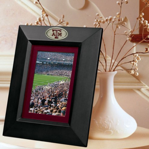 Texas A&M Aggies Black Picture Frame