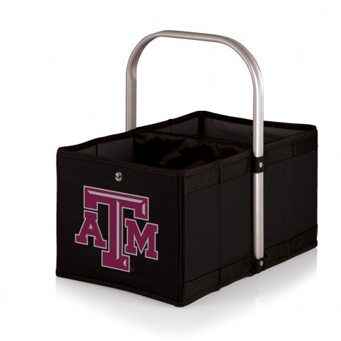 Texas A&M Aggies Black Urban Picnic Basket