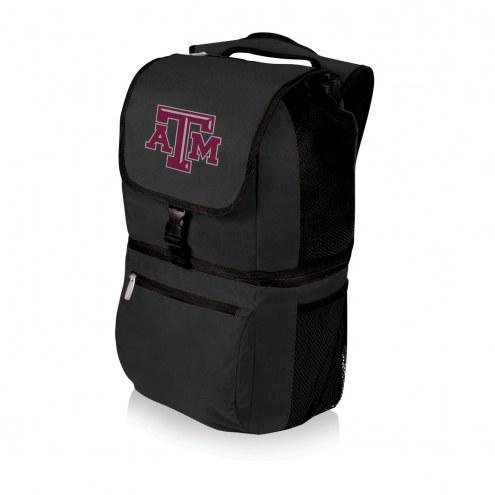 Texas A&M Aggies Black Zuma Cooler Backpack