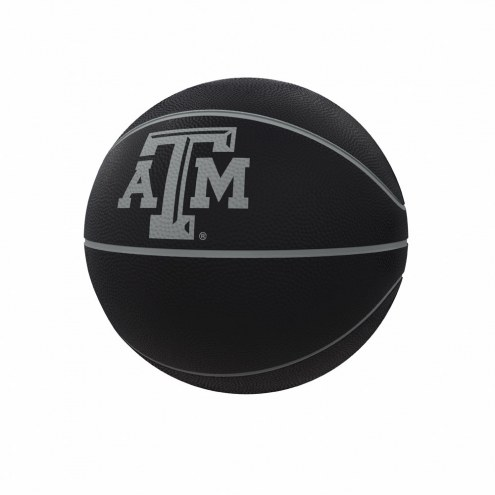 Texas A&M Aggies Blackout Full-Size Composite Basketball