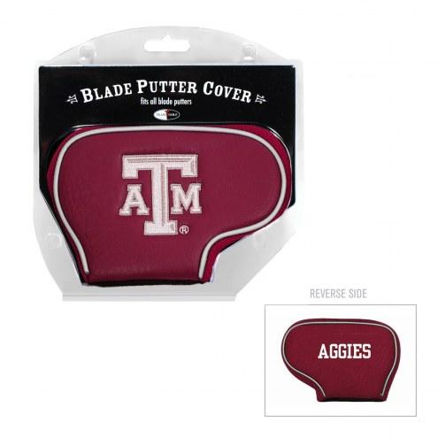 Texas A&M Aggies Blade Putter Headcover