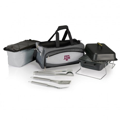 Texas A&M Aggies Buccaneer Grill, Cooler and BBQ Set