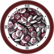 Texas A&M Aggies Candy Wall Clock