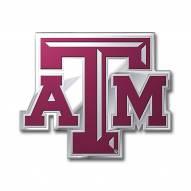 Texas A&M Aggies Color Car Emblem