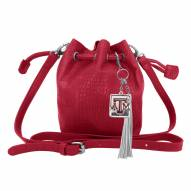 Texas A&M Aggies Charming Mini Bucket Bag