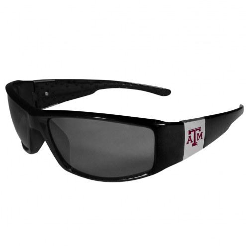Texas A&M Aggies Chrome Wrap Sunglasses