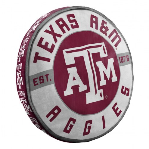 Texas A&M Aggies Cloud Travel Pillow