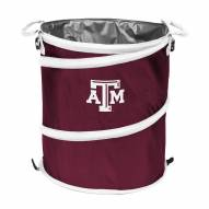 Texas A&M Aggies Collapsible Laundry Hamper